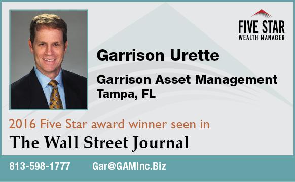 2016 Wall Street Journal Award