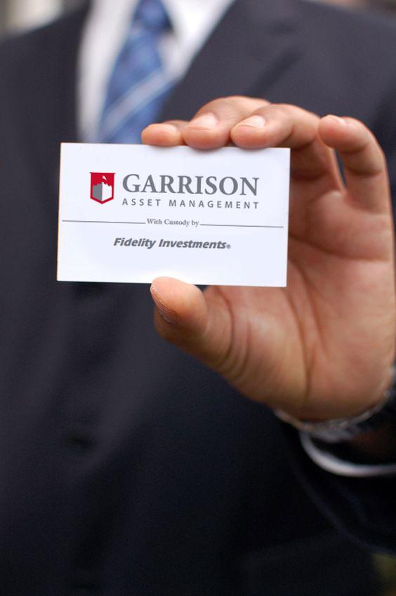 GAM Business Card Contact